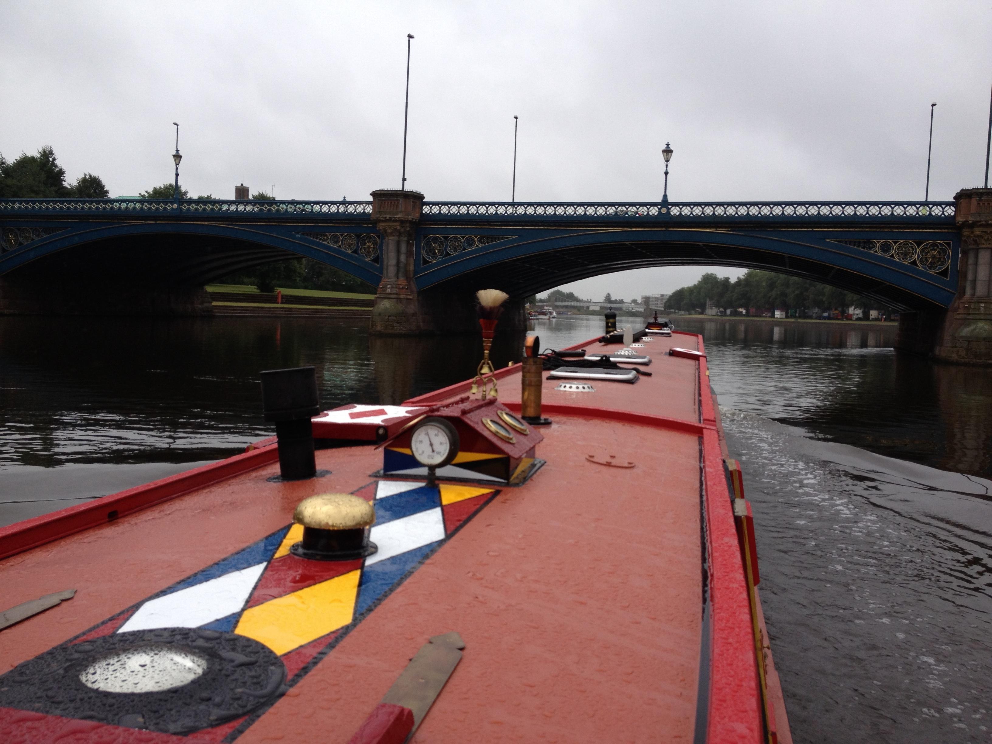 Trent Scott Under The Bridge
