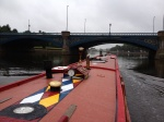 Under Trent Bridge