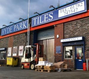 Hyde Park Tiles