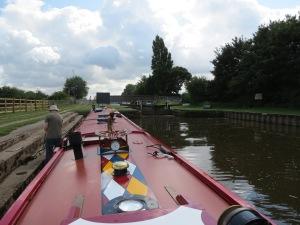 Sawley Flood Lock