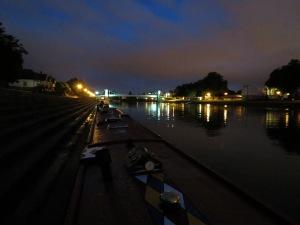 Nottingham By Night