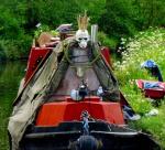 skull boat