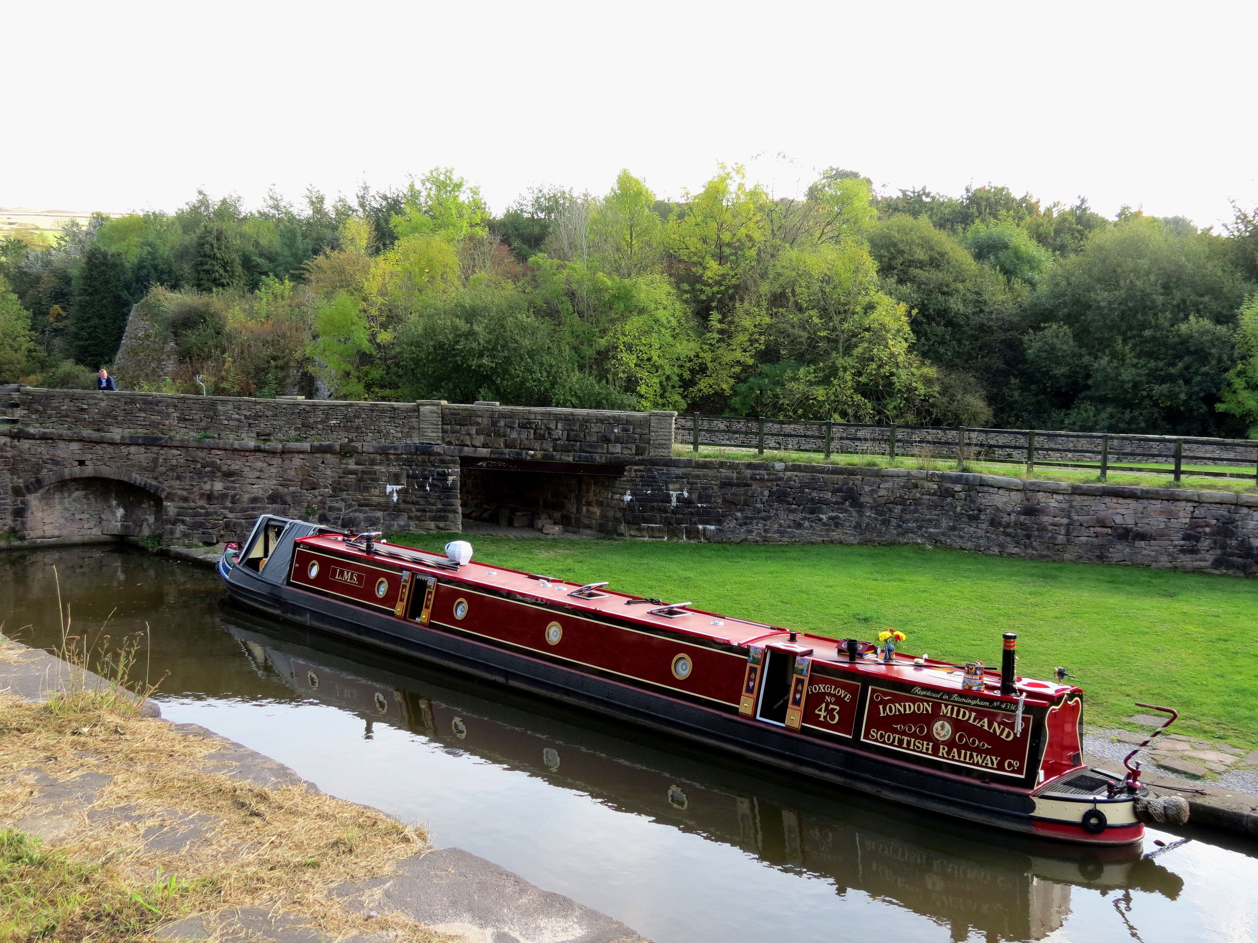 how to build a narrow boat