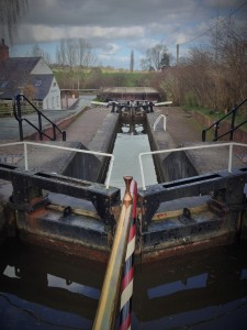 Grindley Brook Staircase Locks
